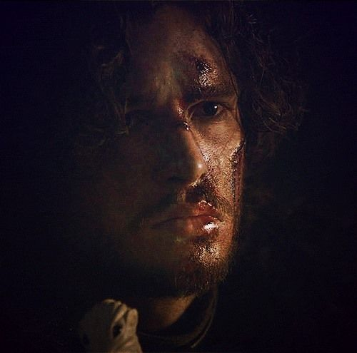Game of Thrones. Jon Snow