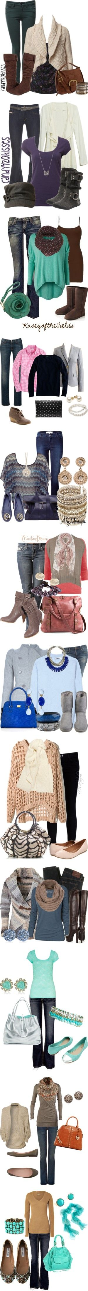 """Outfits I would wear :)"" by clojogar ❤ liked on Polyvore"