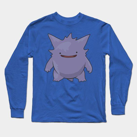Doppelgëngar Long Sleeve T-Shirt