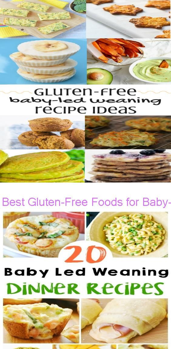 Best Gluten Free Foods For Baby Led Weaning 20 Delicious Baby Led Weaning Dinner Ideas In 2020 Food Gluten Free Recipes Recipes