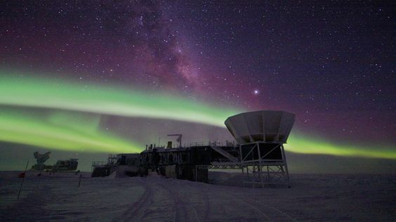 Follow the decades-long astrophysical odyssey that nearly glimpsed the beginning of time.