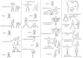 Resultado de imagen de ejercicios de yoga