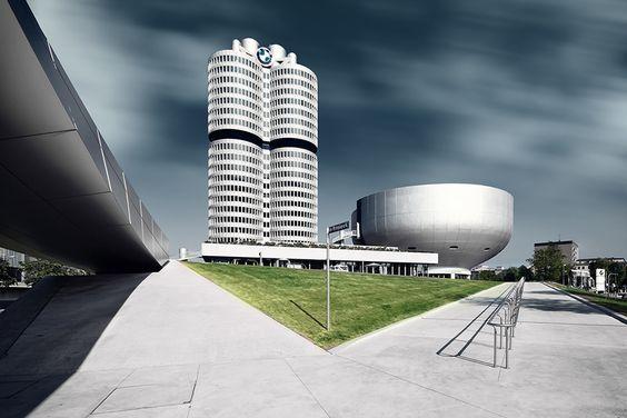 BMW World, Munich, Germany
