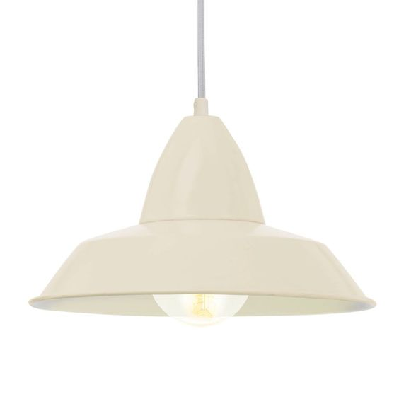 Vintage Sandy Steel Industrial Pendant Light. This light fitting adds a  Retro Style to any