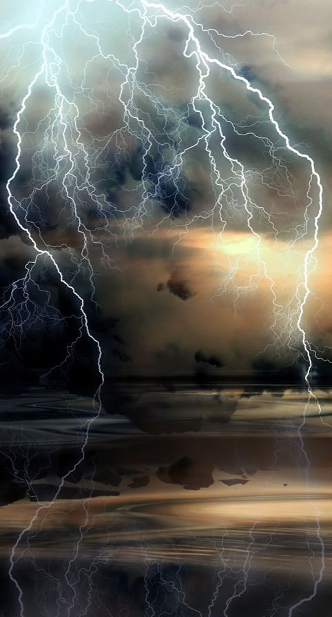 Spectacular Lightning Photo