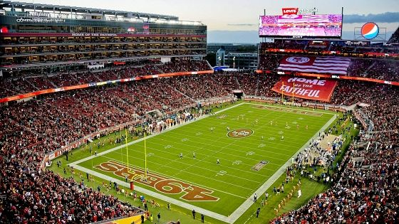 49ers Offer Refunds To Season Ticket Holders Say Levi S Stadium May Not Host Fans In 2020 In 2020 Los Angeles Chargers 49ers San Francisco 49ers