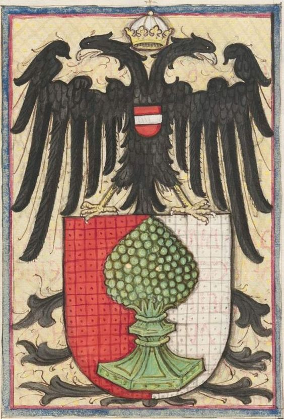 Meisterlin, Sigismundus / Mülich, Hektor: Augsburger Chronik -  SuStB Augsburg 2 Cod H 1 - 1457 -  Folio 14