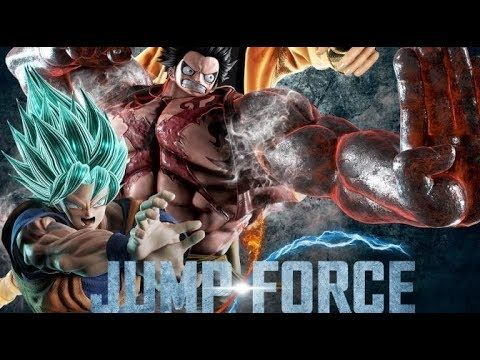 Jump Force Characters Trailer By Games Review Character Game Reviews Com Games