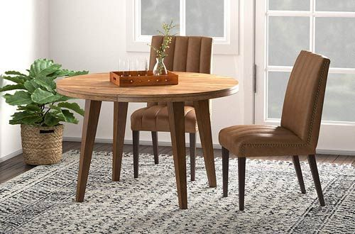 Top 10 Best Modern Kitchen Leather Dining Chairs Reviews In 2020 In 2020 Leather Dining Chairs Modern Dining Chairs Leather Dining Chairs