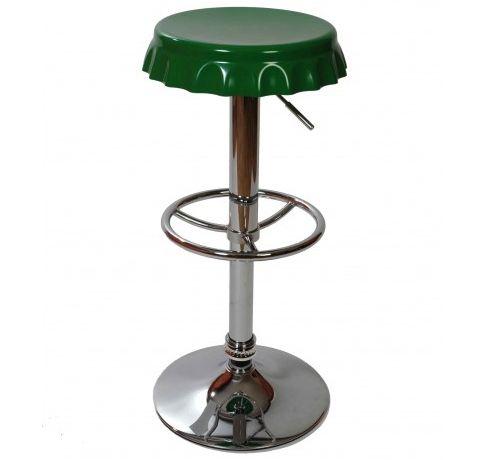 Taburete giratorio y reg asiento chapa taburetes de for Taburetes de cocina modernos