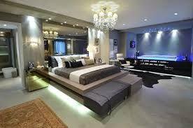 Resultado de imagem para decoração suite master casal luxo