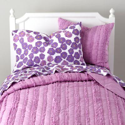 southern belle bedding lavender the land of nod gracie pinterest quilt duvet covers. Black Bedroom Furniture Sets. Home Design Ideas