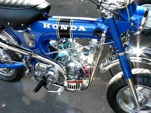Honda Dax Lowrider Bikes That Ride To Hell And Back Pinterest