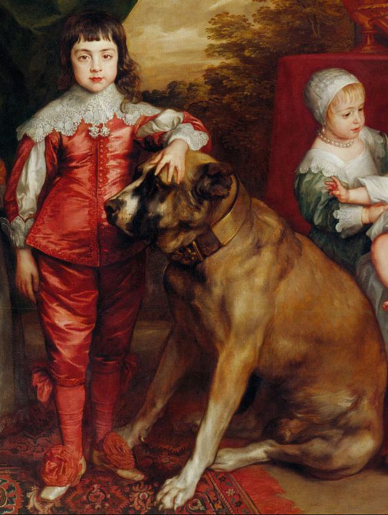 Anthony van Dyck (1599–1641) Five Eldest Children of Charles I 1637 Royal Collection of the United Kingdom