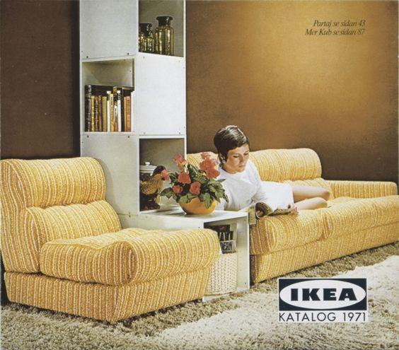 IKEA Katalog, 1971- Still selling the same stuff...
