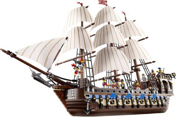 LEGO 10210-1: Imperial Flagship
