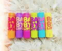 baby lips.♡