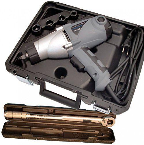 Hesselink 230V Elektroschlagschrauber PIW-1000 +Drehmomentschlüssel - http://autowerkzeugekaufen.de/hesselink/hesselink-230v-elektroschlagschrauber-piw-1000