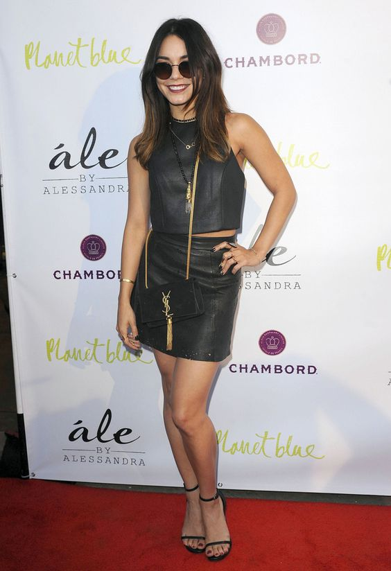 4. Vanessa Hudgens At The Ale Launch Party In Beverly Hills   The Most Fab Or Drab Celebrity Outfits Of The Week: