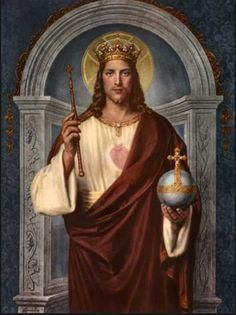 Protect, O Lord our King, our families and the land of our birth. #JesusChristOurKing #iwannabeasaint