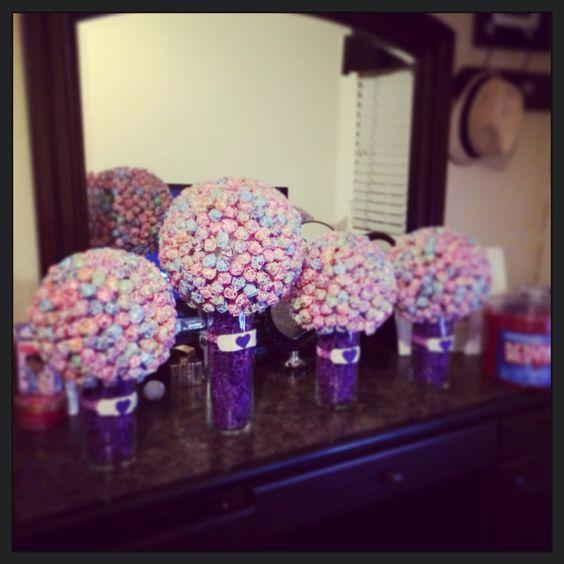 Doc mc Stuffins candy bar