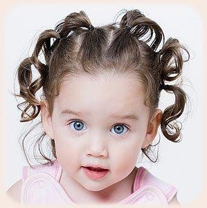 look at that hair! :)
