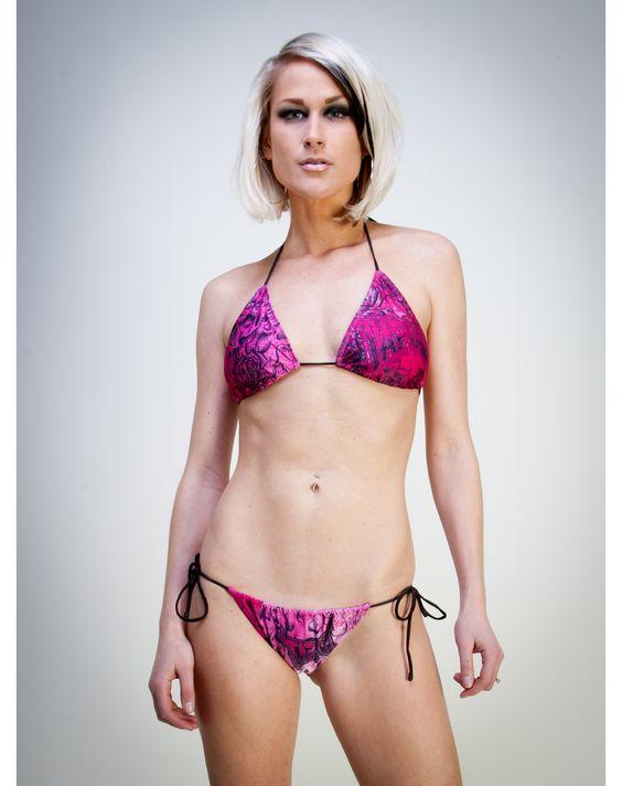 TapouT Ghost Rider Bikini 2 Pc: