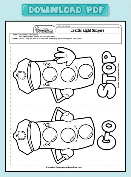 Just For Fun Worksheets : Creative hands on preschool worksheets are just what a