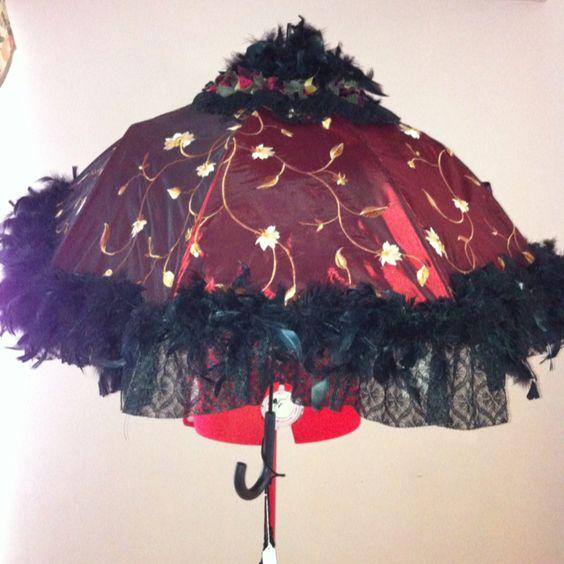 Renaissance parasol