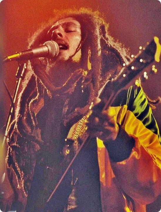 Bob Marley live 1980 - The Uprising Tour