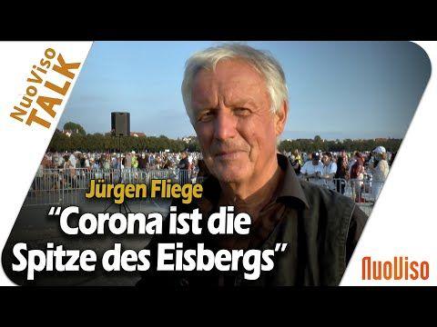 Nur Die Spitze Des Eisbergs Jurgen Fliege Youtube Eisberg Fliege Tv Moderator