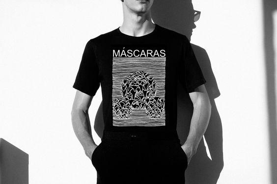 MASCARAS shirt