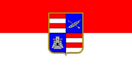 Flag of Dubrovnik-Neretva County