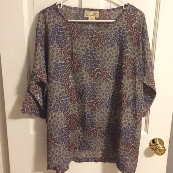 Liberty love blouse (Nordstrom) Never worn! Liberty Love Tops Blouses