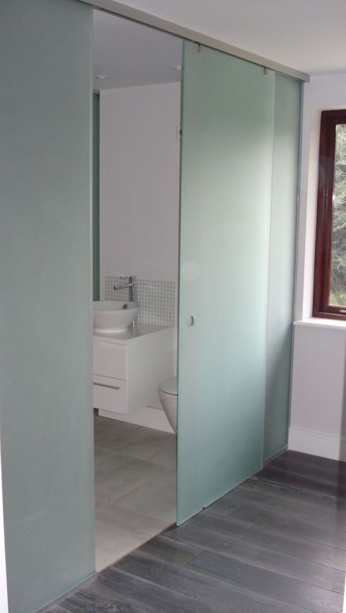 20 Modern Glass Sliding Door Designs Ideas For Your Bathroom Trendhmdcr Glass Bathroom Door Glass Bathroom Modern Sliding Glass Doors