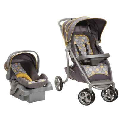 Safety 1st Travel System Stroller - Soho, I like the gray and ...