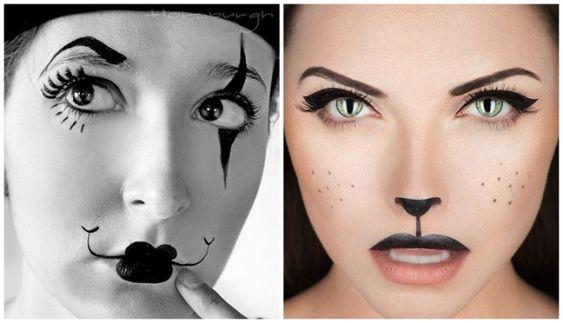Maquiagem para o carnaval 3