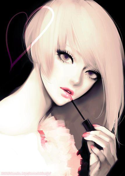 heartlessvalkyrie:  Gloss | 竹中 [pixiv] http://www.pixiv.net/member_illust.php?mode=medium&illust_id=26869221