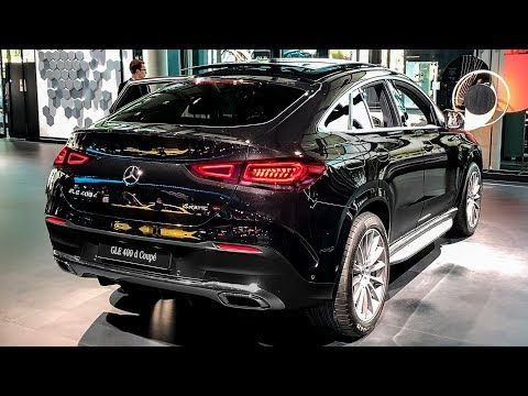 Mercedes Gle Coupe 400 D 2020 Walkaround Youtube In 2020