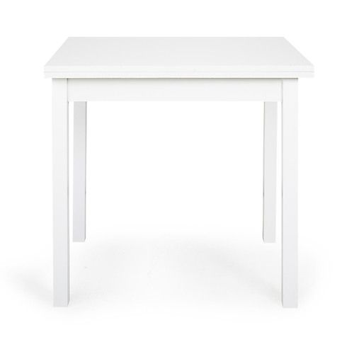 Table de cuisine modulable 80cm 120cm twist table - Table a manger modulable ...