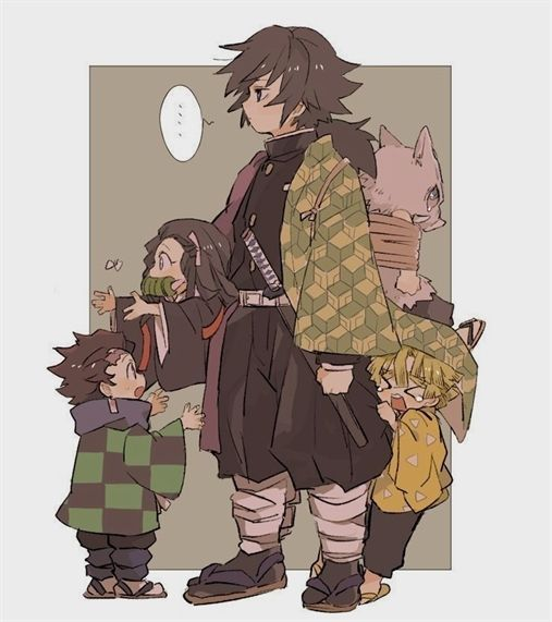 Manga Wallpaper Illustrations Anime Demon Slayer Anime Demon