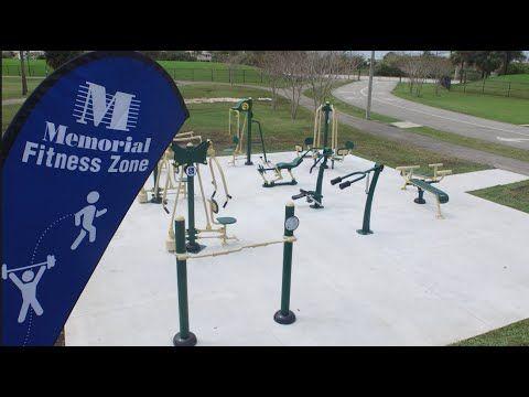 Memorial Fitness Zones Broward County Outdoor Gym Outdoor Gym Broward County Broward