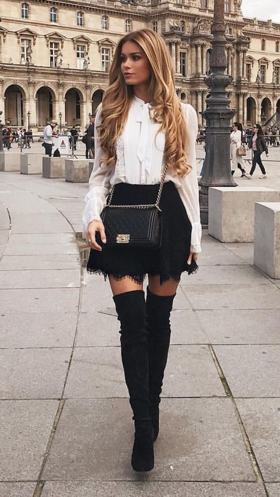 30 Comfy Fall Outfits To Copy Right Now #style  #fashion  #outfits  #streetstyle