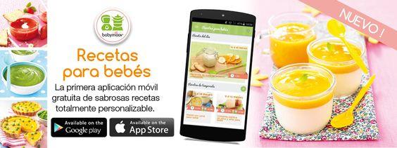 libro las mejores recetas para introducir bebes - Buscar con Google
