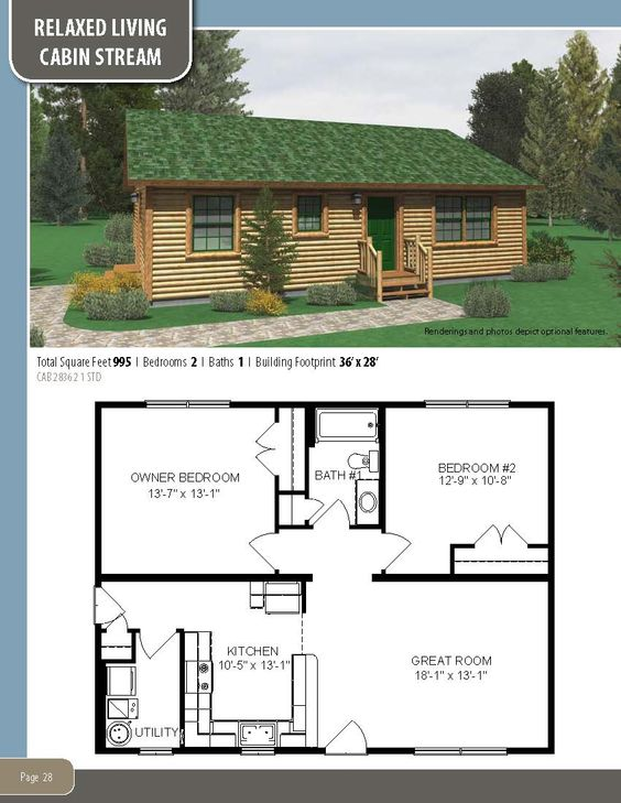 The Cabin Stream Visit Our Website To Learn More About