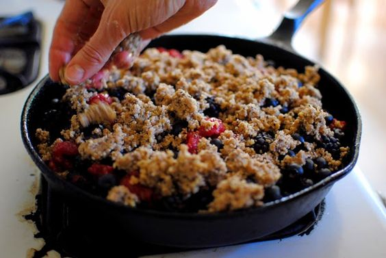 Jeanine+Gravatt+fitness:+Mixed+Berry+Crumble