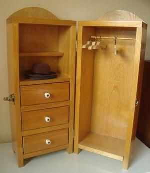 Beautiful Wooden Closet 24...More Amazing #wooden #Closets & #Armoires and #Woodworking Projects, Photos, Tips & Techniques at ►►► www.woodworkerz.com