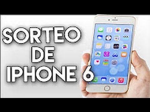 SORTEO IPHONE 6 INTERNACIONAL GRATIS