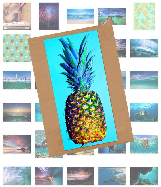 Screenshots taken by me with pineapples and Sean Scott Photography