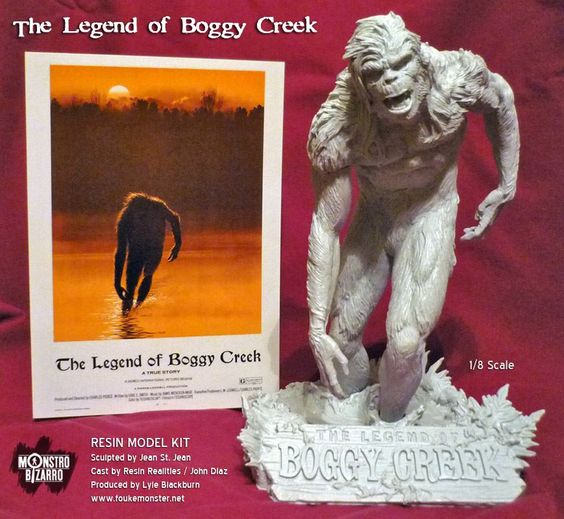 Legend of Boggy Creek Ad by BLACKPLAGUE1348 on DeviantArt